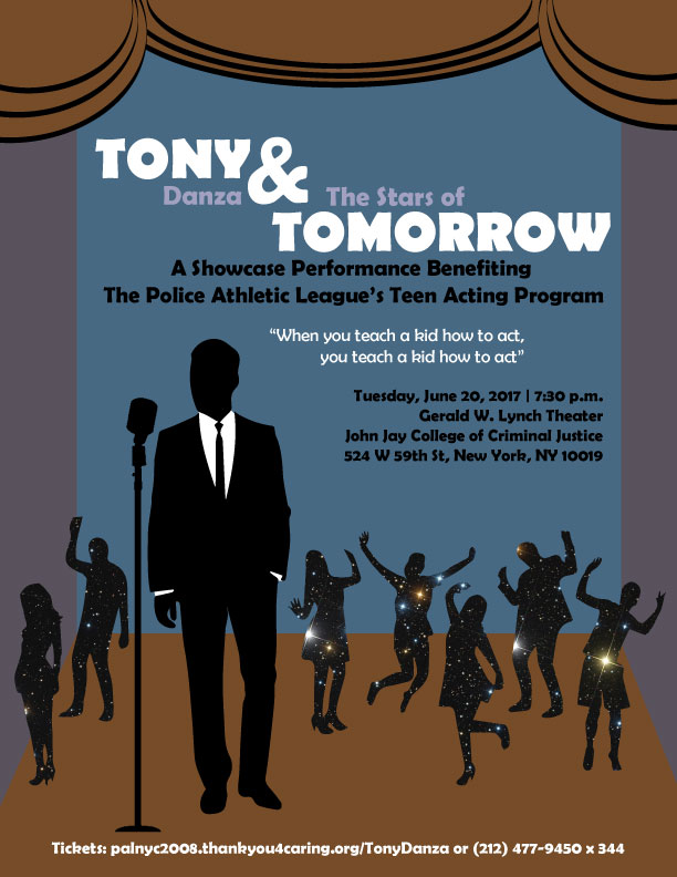 Tony Danza & the Stars of Tomorrow June 20, 2017