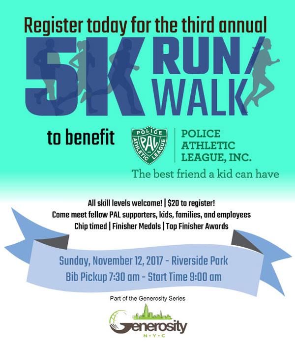 2017 5K Run Walk